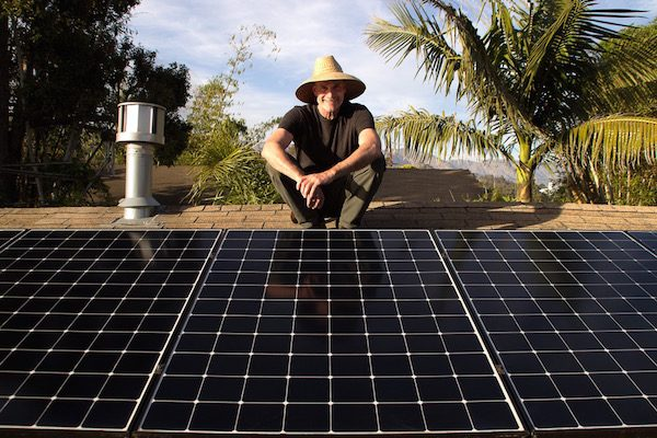 Powering Paradise Program Helps Local Homeowner Fight Climate Change